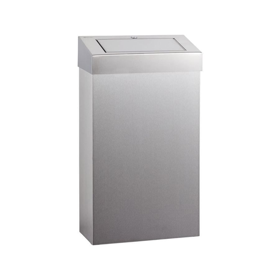 Fresh Abfallbehälter Mit Deckel Edelstahl