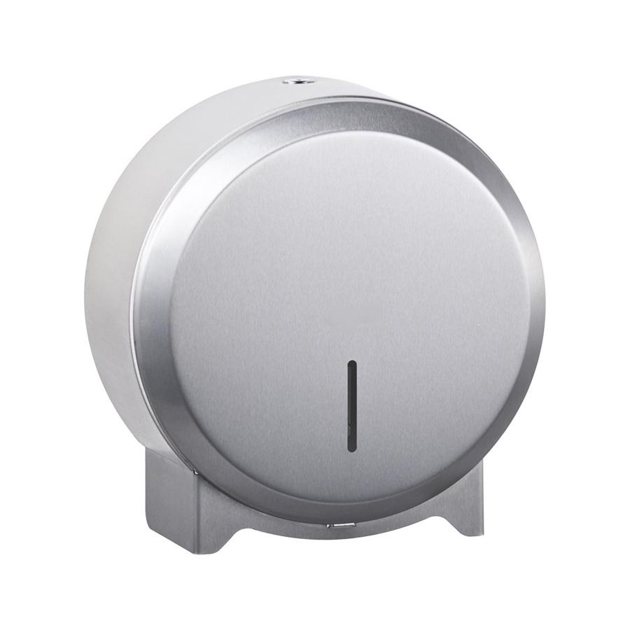 Fresh Toilettenpapierspender Midi Jumbo Edelstahl